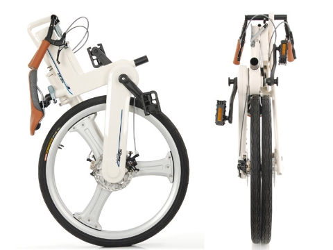 IF Mode full size bike - folded