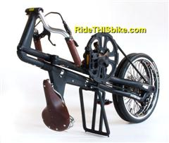 Strida SX folding bicycle