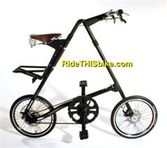 Strida SX folding bike