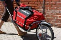 bike trailer hand cart