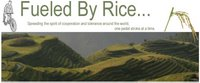 Fueled By Rice