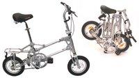 micro folding bike
