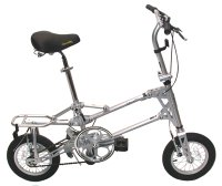 Gekko folding bicycle