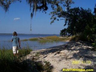 Tolomato River - Guana Preserve, Florida