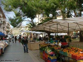 Pollenca outdoor market - Mallorca