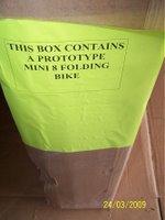 Mini 8 Folding Bike