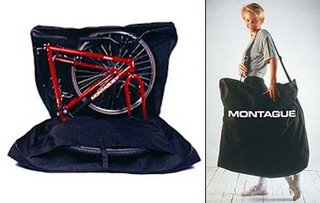Montague Soft Case Folding Bike Carrybag