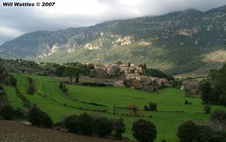 Town of Orient - Mallorca, Spain