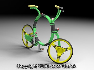 Bicycle Design WOW