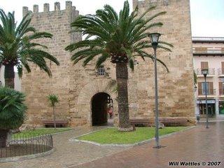 Porta del Moll - Alcudia, Mallorca