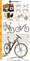 Cannondale Urban Plafon full size folding bike