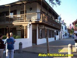 Historic St Augustine Florida - Hypolita St
