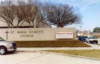 Post Katrina Recovery - St. Maria Goretti Church
