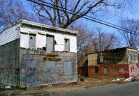 Urban blight example